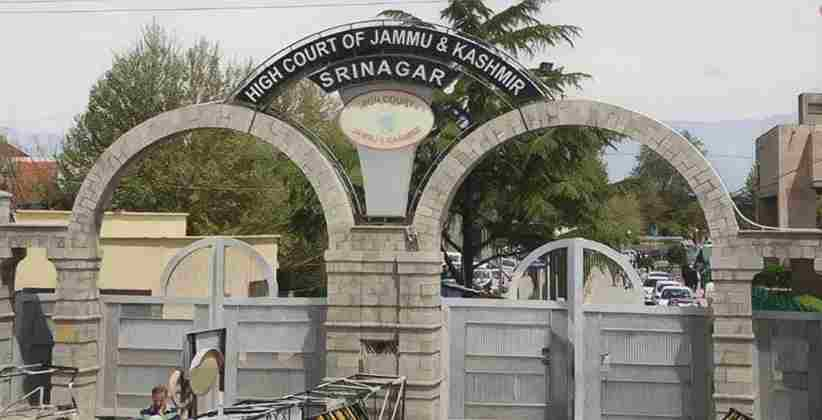 Jammu & Kashmir High Court Has Decided to Organise Series of Online Interactions and Lectures for Law Interns by Legal Experts [READ ORDER]