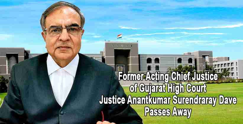 Justice ASDave Gujarat High Court