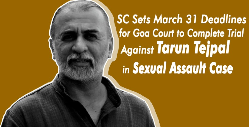 SC Sets March 31 Deadlines for Goa Court…