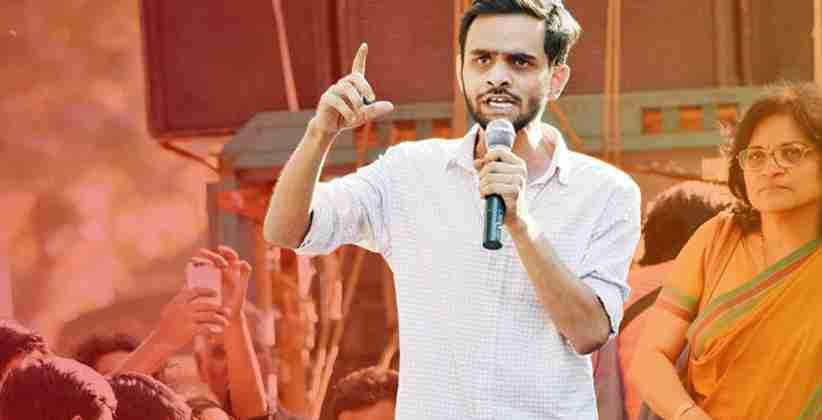 Delhi Riots Umar Khalid JNU