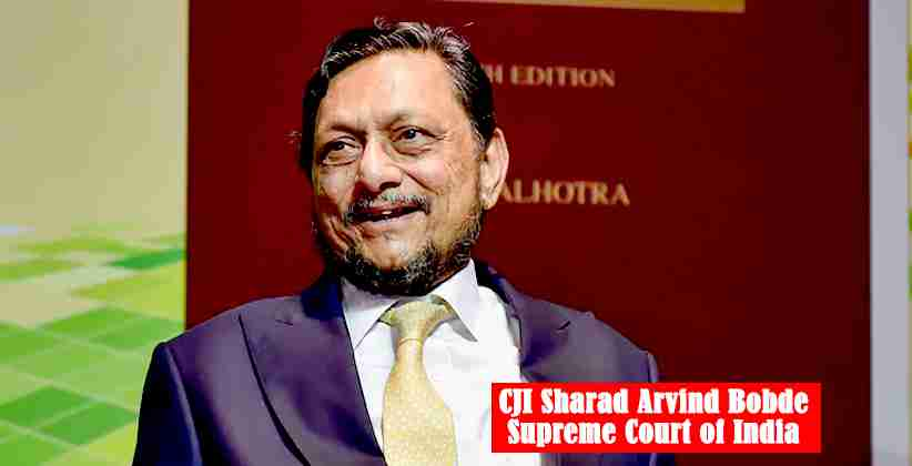 CJI Pulls Up Centre for Filing Low-Grade Affidavit in Pleas Seeking Action for Communal Branding of Covid-19