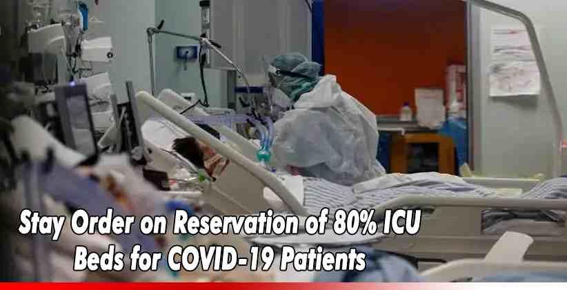 Delhi HC Covid ICU Beds
