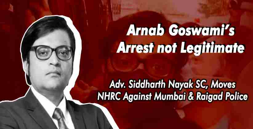 Arnab Goswami Republic TV Siddharth Nayak