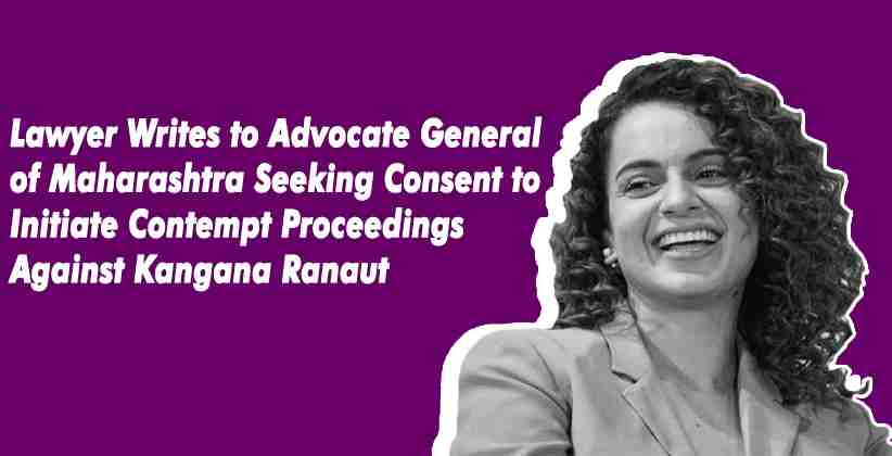 Contempt Proceedings Kangana Ranaut