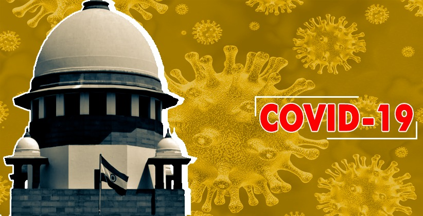 Registry Official of Supreme Court succumbs to COVID-19 as pandemic rages on