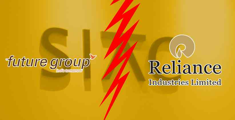 Future Group Reliance Insdustries SIAC Arbitration