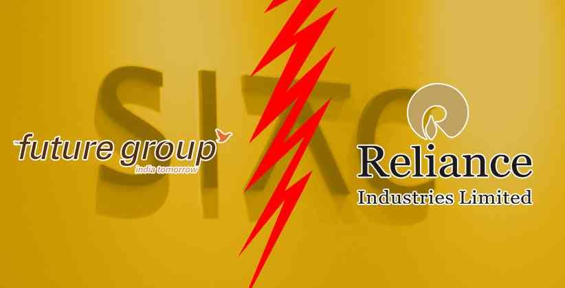 Future Group Reliance Insdustries SIAC Arbitration