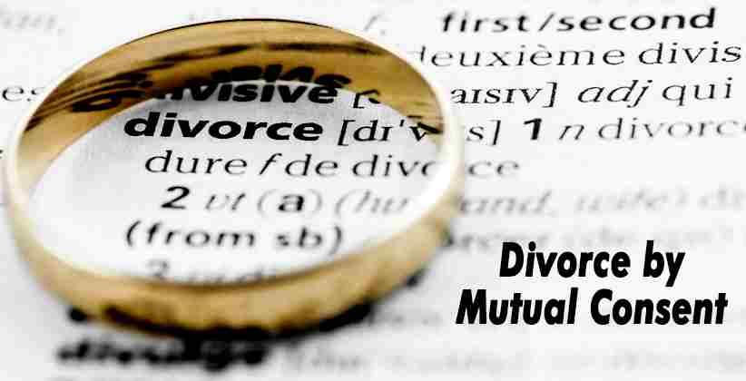 Bombay HC Mutual Divorce