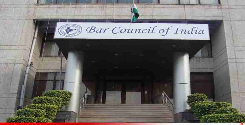 Bar Council of India Bar Associations
