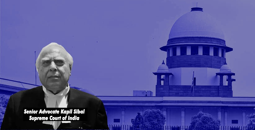 """""""Pained to See the Cases on Members of Parliament and Members of Legislative Assembly's Disqualification becoming infructuous"""": Kapil Sibal to Supreme Court"""