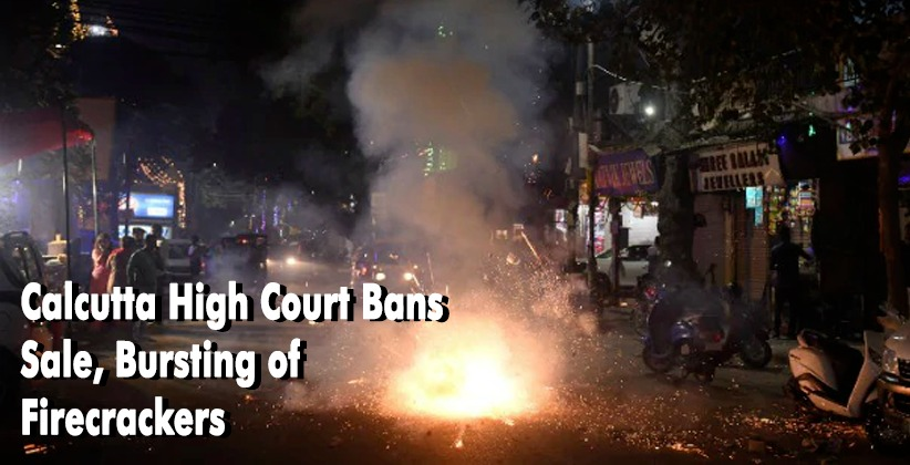 Calcutta High Court Bans Sale, Bursting of Firecrackers on Diwali, Kali Puja, and Chhath Puja