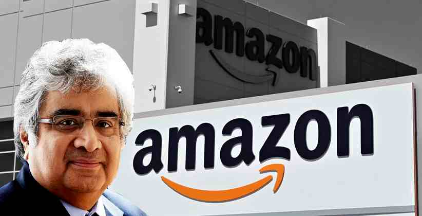 Amazon Harish Salve Delhi HC