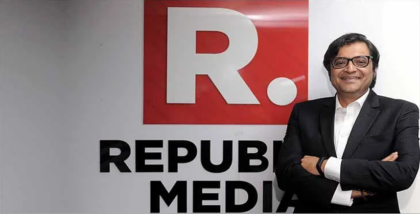 Republic Bharat Hate Speech Intolerance Arnab Goswami