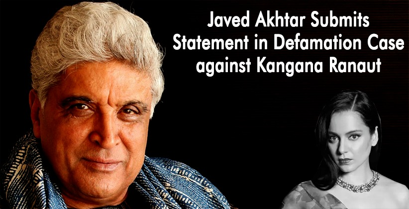 Javed Akhtar Submits Statement in Defamation Case against Kangana Ranaut