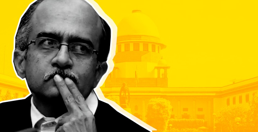 SC Agrees to hear Prashant Bhushan's Application seeking hearing on plea before review petitions are adjudicated [READ ORDER]