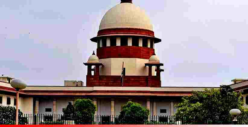 Writ Petition Filed By Old Widow