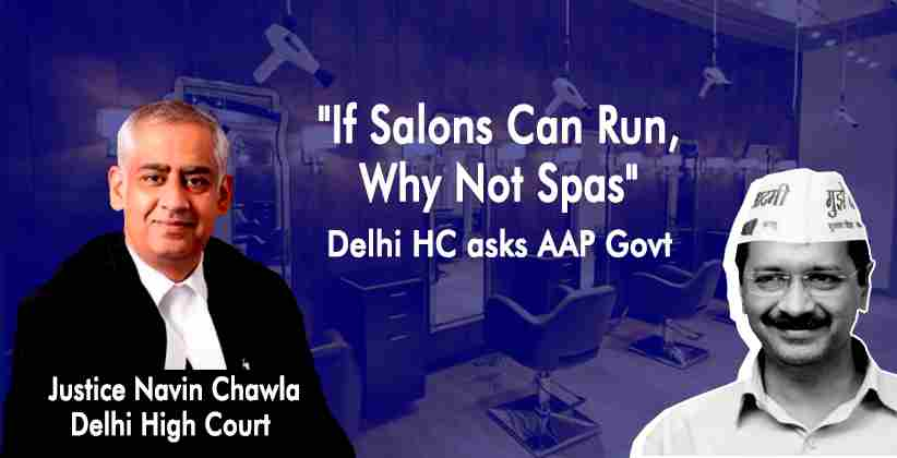 Delhi High Court AAP Government