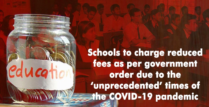 Schools to charge reduced fees as per government order due to the 'unprecedented' times of the COVID-19 pandemic : Rajasthan HC [READ JUDGMENT]
