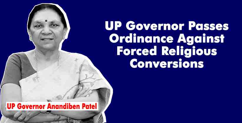 Ordinance Against Forced Religious Conversions