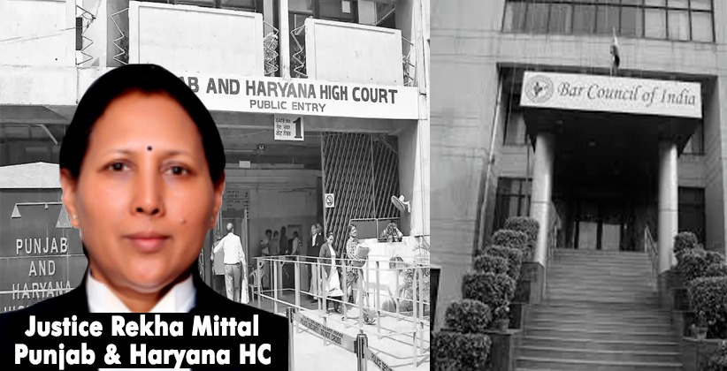 Punjab & Haryana HC Sets Aside Moratorium Imposed By Bar Council Of India On Opening Of New Law Colleges [READ ORDER]v