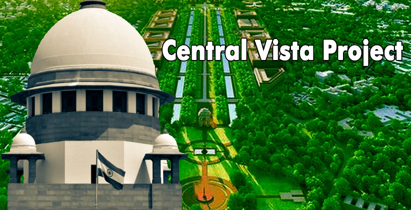 Central Vista Project: Supreme Court Allows Foundation Ceremony on 10th December, 2020 without altering the status of the site in any manner [READ ORDER]