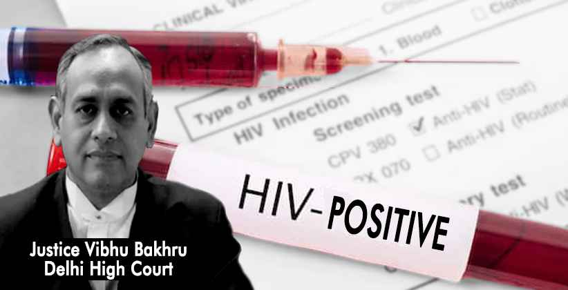 HIV positive patient having sexual intercourse