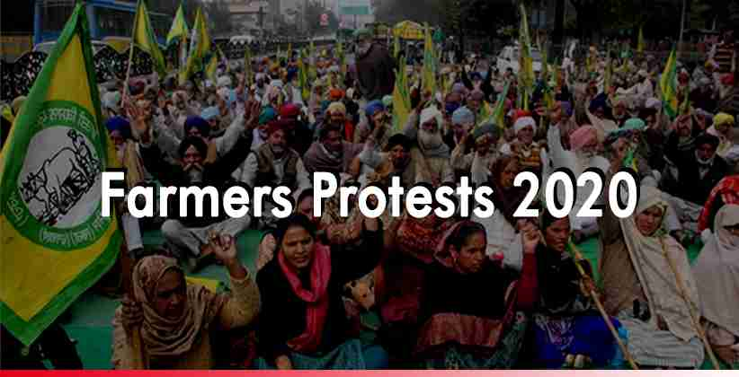 Farmers Protest Bharat Bandh