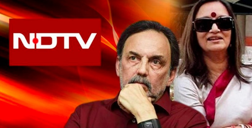 SEBI fines NDTV Promoters Prannoy Roy and Radhika Roy with Rs. 27 crores for 'violating regulatory norms' [READ ORDER]