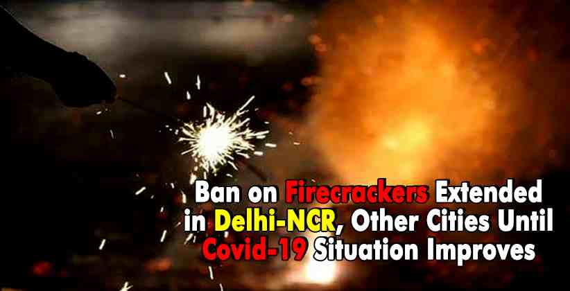 Firecrackers Ban National Green Tribunal