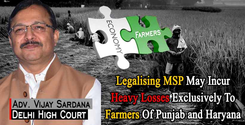 Legalising MSP Farmers Economy
