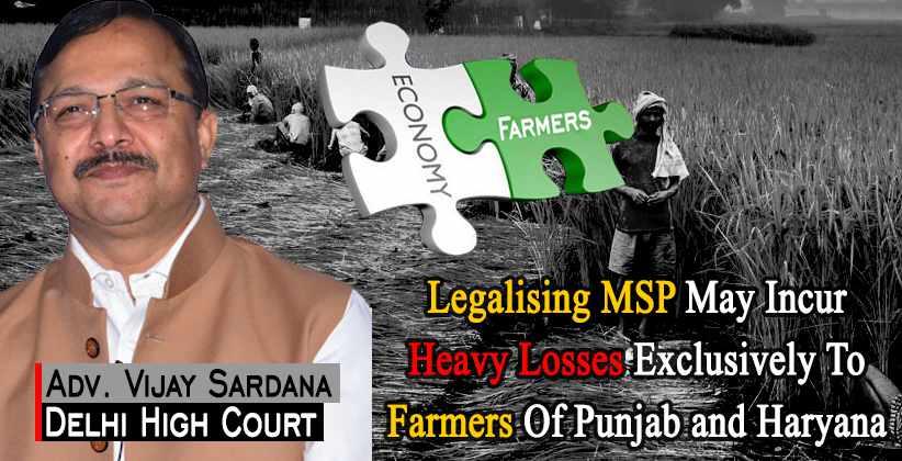 Legalising MSP Farmers Economy