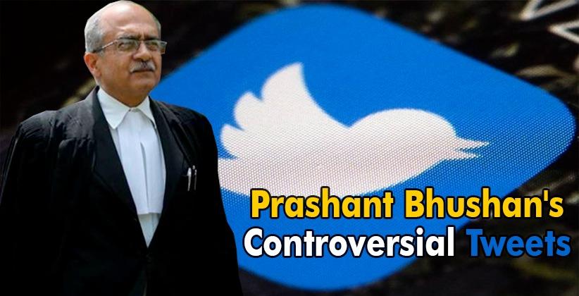 Decoding Prashant Bhushan's Controversial Tweets