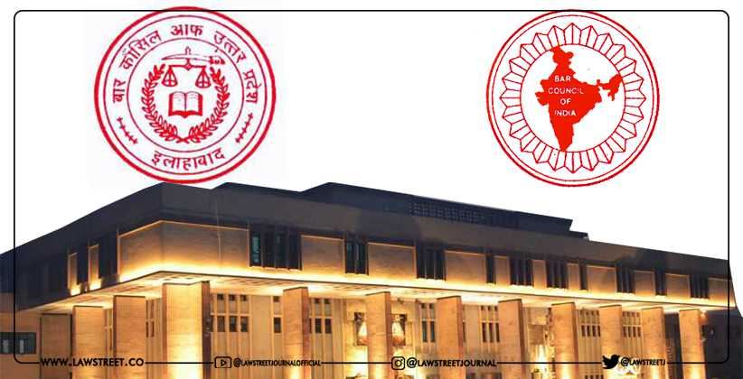 Bar Council of Uttar Pradesh filed a petition against Bar Council of India alleging that the latter is attempting to take over its functioning [READ ORDER]