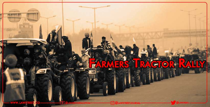 Farmer Protest Tractor Rally Delhihc
