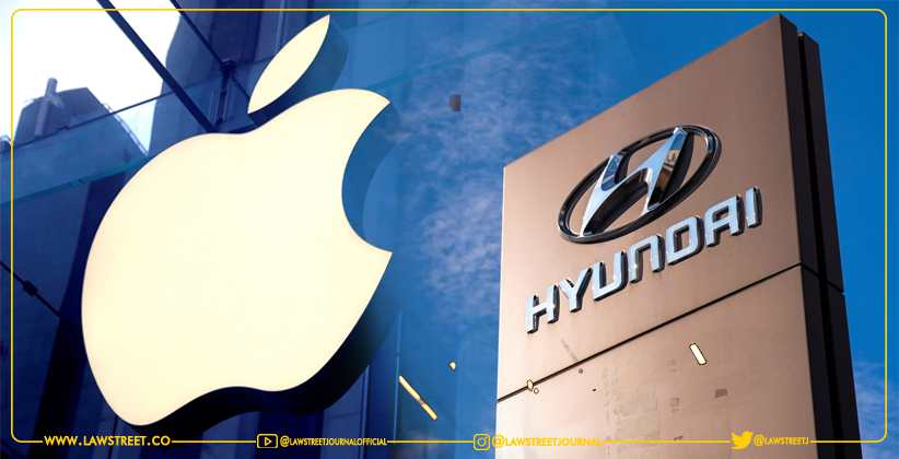 Hyundai no longer in talks with Apple