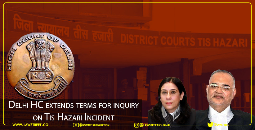Delhi HC extends terms for inquiry on Tis Hazari Incident