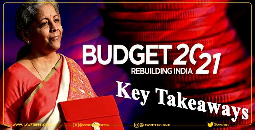 Key Takeaways From the Union Budget