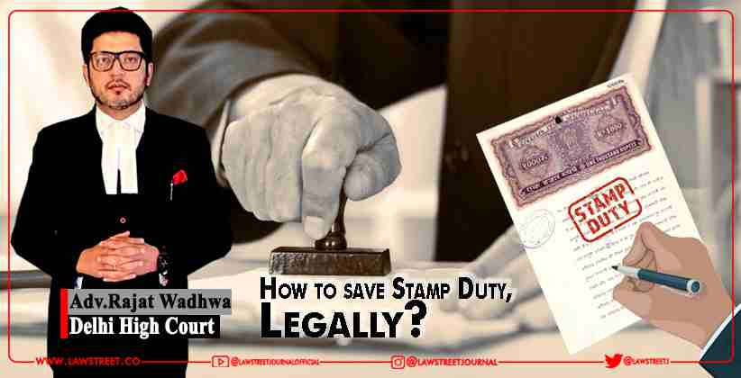 How to save Stamp duty