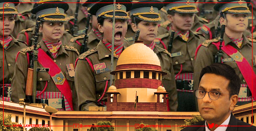 """Indirect Discrimination Even Without Discriminatory Intent Must Be Prohibited"" :SC on Permanent Commission for Women Army Officers"