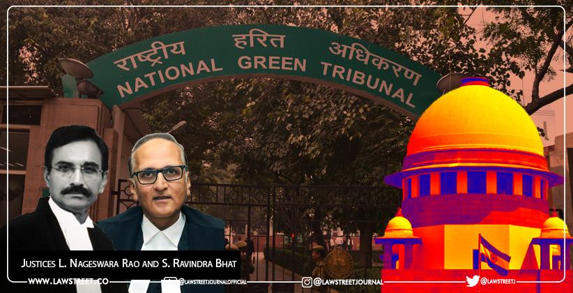 Appeal Restored Before NGT Against Environmental…