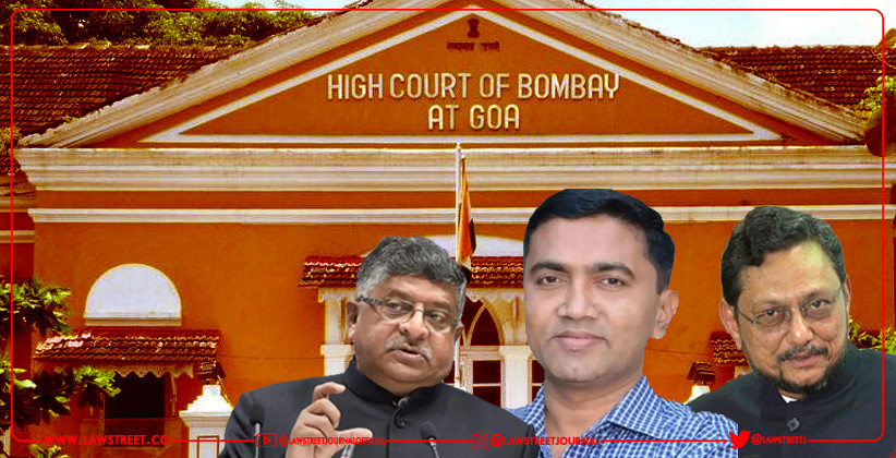 CHIEF JUSTICE OF INDIA INAUGURATES NEW BUILDING OF BOMBAY HIGH COURT AT GOA