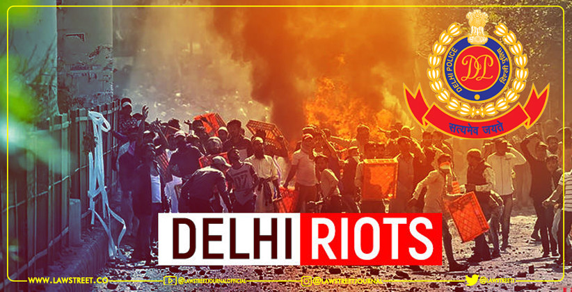 Delhi Riots Case: HC Reprimands Delhi Police over Mishandling of Vigilance Report