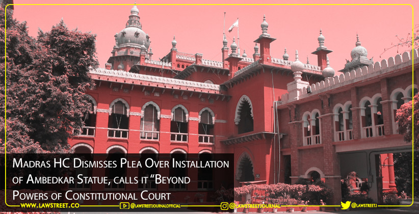 Madras HC Dismisses Plea Over Installation…