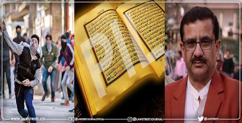 Petition filed in Apex Court to remove certain verses in Quran