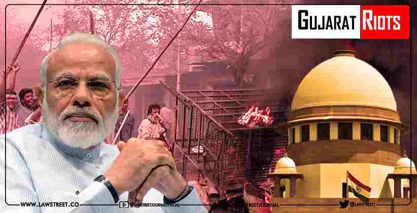 Gujarat Riots: Supreme Court Adjourns Zakia Jafri's Plea Against Clean Chit Given to Narendra Modi by Two Weeks