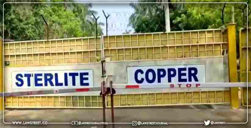 Vedanta Supreme Court oxygen Sterlite plant