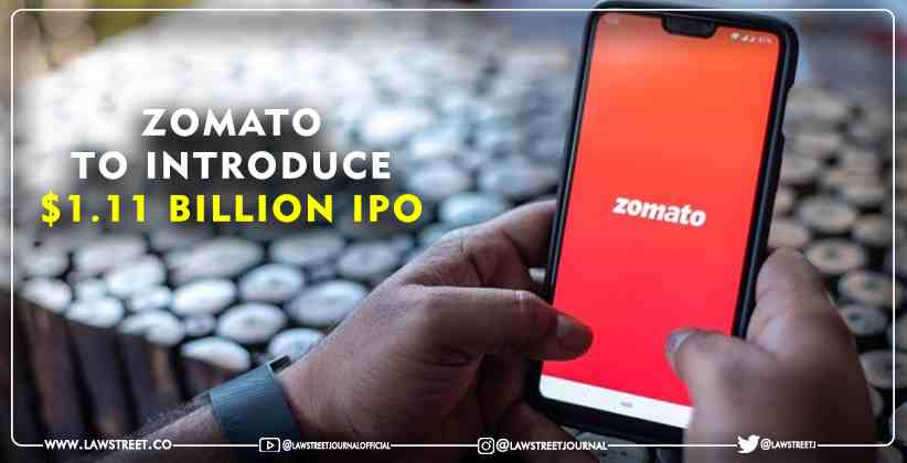 Zomato IPO Covid Pandemic food delivery