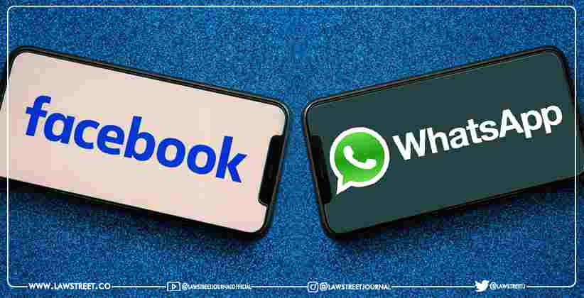 Delhi High Court Dismisses WhatsApp, Facebook's…