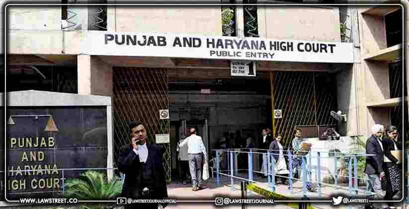 Punjab and Haryana HC overrules trial court verdict