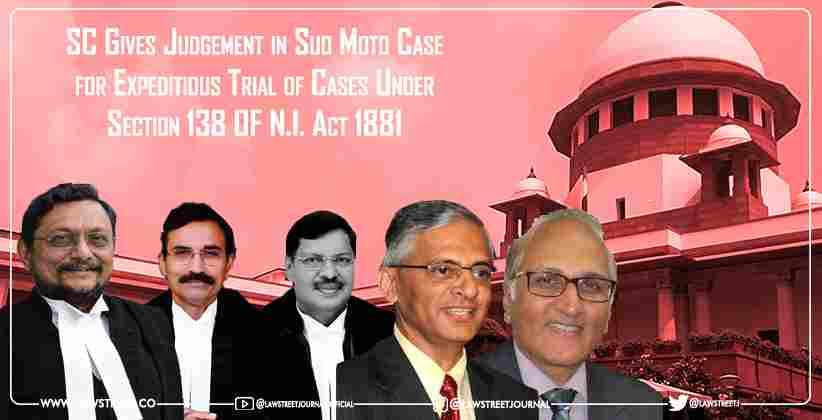 SC Gives Judgement in Suo Moto Case for…